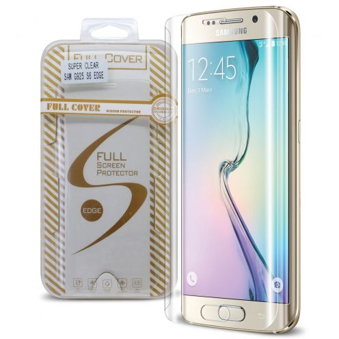 Glass Pro+ Ultra HD 9H 0.33mm Tempered Glass Screen Protector for Samsung Galaxy S6 Edge