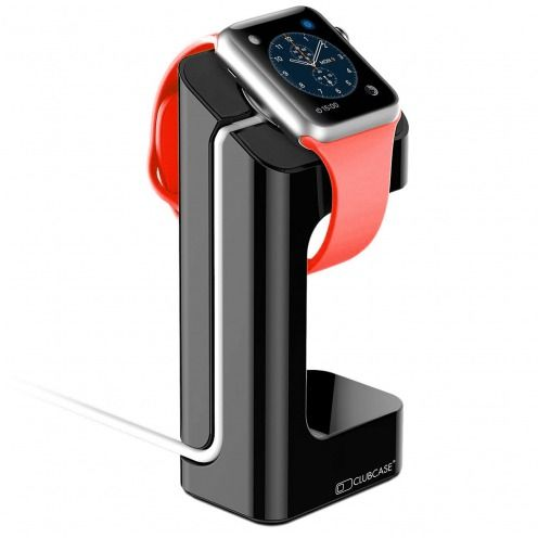 Desk Holder for Apple Watch 38/42mm glossy black