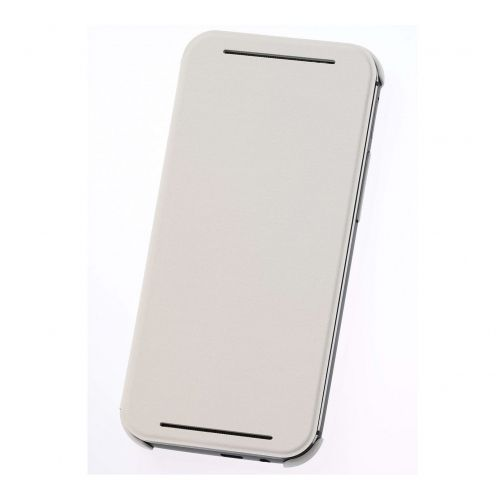 White Flip Cover HTC One M8 official HTC