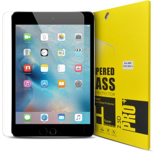 Glass Pro+ Ultra HD 9H 0.33mm Tempered Glass Screen Protector for Apple iPad Mini 4