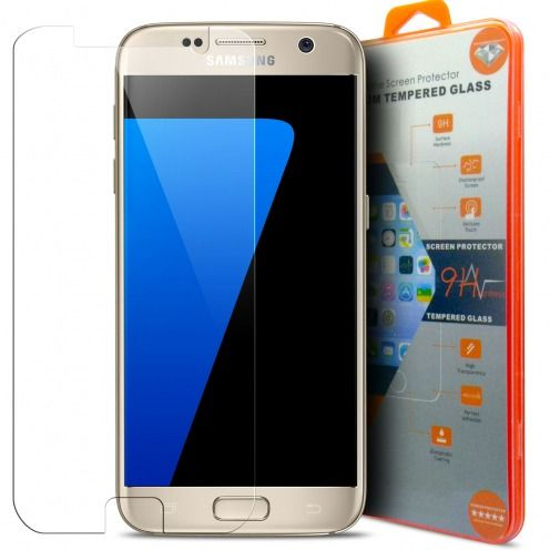 Glass Pro+ Ultra HD 9H 0.33mm Tempered Glass Screen Protector for Samsung Galaxy S7