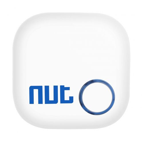 Smart Tracker Anti-loss Bluetooth 4.0 Nut® 2 White
