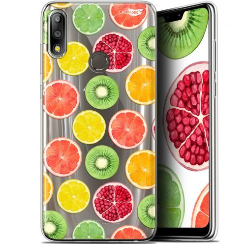 "Extra Slim Gel Asus Zenfone Max Pro (M2) ZB631KL (6.26"") Case Design Fruity Fresh"