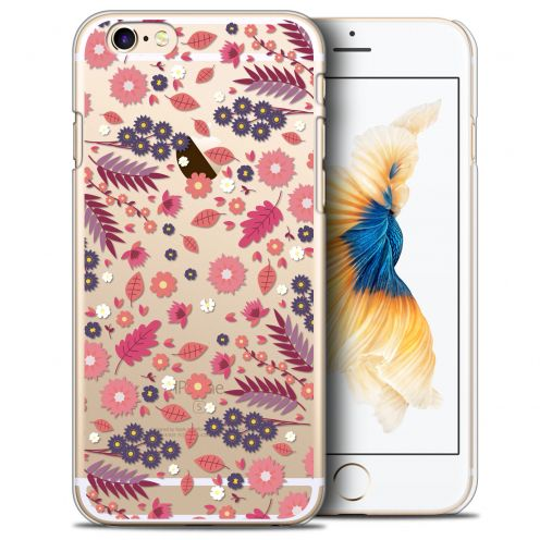 Extra Slim Crystal iPhone 6/6s (4.7) Case Spring Floraison