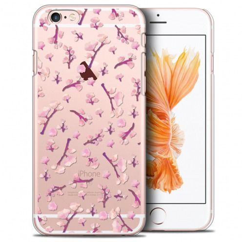 Extra Slim Crystal iPhone 6/6s (4.7) Case Spring Cherry Blossom