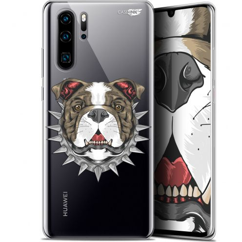 "Extra Slim Gel Huawei P30 Pro (6.47"") Case Design Doggy"