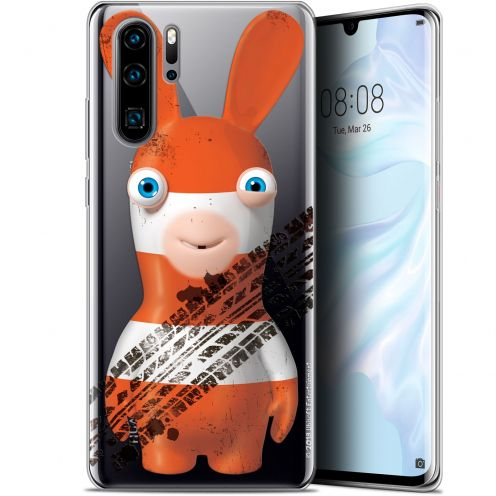 """Gel Huawei P30 Pro (6.47"""") Case Lapins Crétins™ On the Road"""