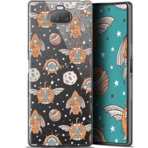 "Extra Slim Gel Sony Xperia 10 (6"") Case Design Punk Space"