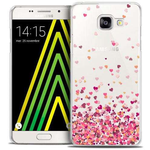 Extra Slim Crystal Galaxy A5 2016 (A510) Case Sweetie Heart Flakes
