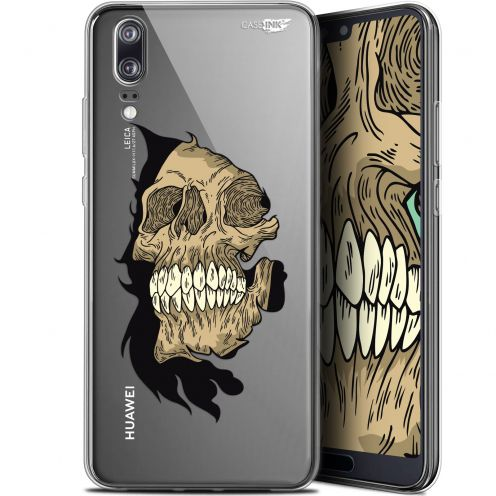 "Extra Slim Gel Huawei P20 (5.8"") Case Design Craneur"