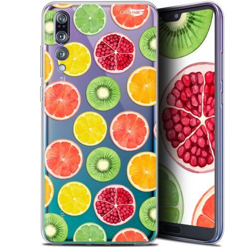 "Extra Slim Gel Huawei P20 Pro (6.1"") Case Design Fruity Fresh"