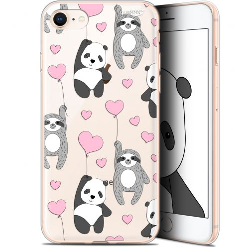 "Extra Slim Gel Apple iPhone 7/8 (4.7"") Case Design Panda'mour"