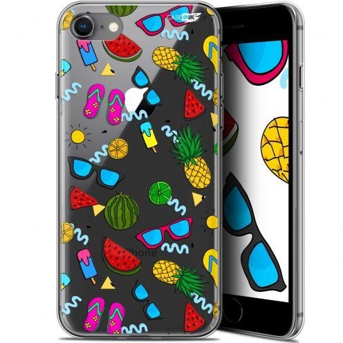 "Extra Slim Gel Apple iPhone 7/8 (4.7"") Case Design Summers"