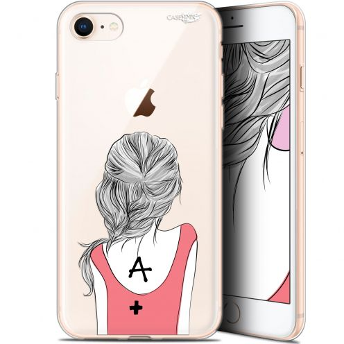 "Extra Slim Gel Apple iPhone 7/8 (4.7"") Case Design See You"