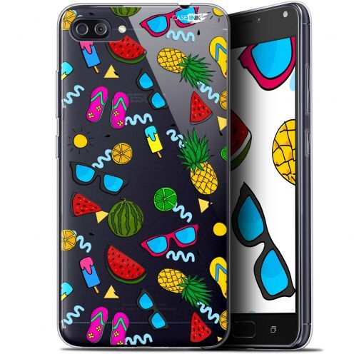 "Extra Slim Gel Asus Zenfone 4 MAX PLUS / Pro ZC554KL (5.5"") Case Design Summers"