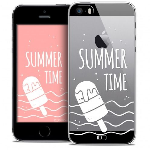 Extra Slim Crystal iPhone SE/5/5s Case Summer Summer Time