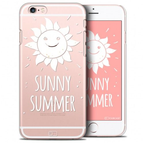 Extra Slim Crystal iPhone 6/6s Plus Case Summer Sunny Summer