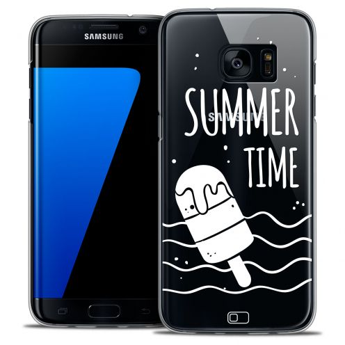 Extra Slim Crystal Galaxy S7 Edge Case Summer Summer Time
