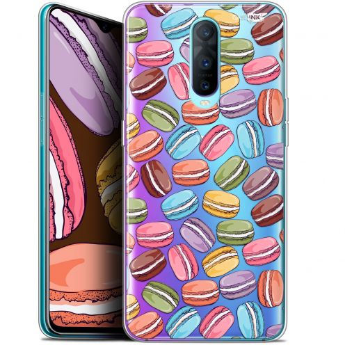 "Extra Slim Gel Oppo RX17 Pro (6.4"") Case Design Macarons"
