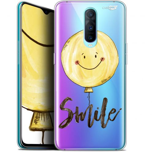 "Extra Slim Gel Oppo RX17 Pro (6.4"") Case Design Smile Baloon"