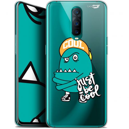 """Extra Slim Gel Oppo RX17 Pro (6.4"""") Case Design Be Cool"""
