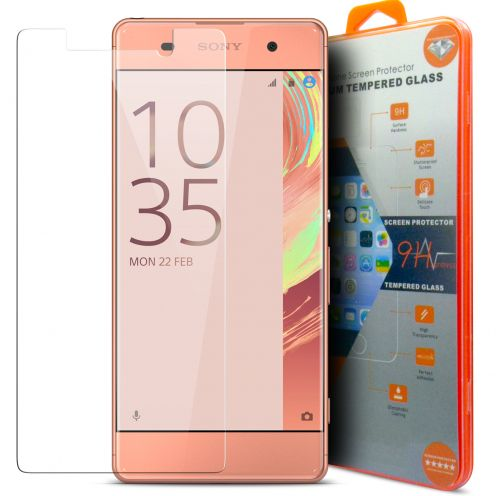 Glass Pro+ Ultra HD 9H 0.33 mm Tempered Glass Screen Protector for Sony Xperia XA