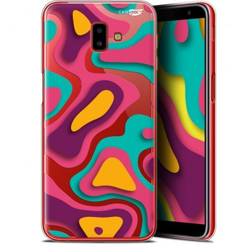 "Extra Slim Gel Samsung Galaxy J6 Plus J6+ (6.4"") Case Design Popings"