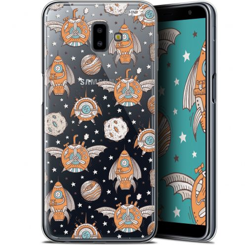 "Extra Slim Gel Samsung Galaxy J6 Plus J6+ (6.4"") Case Design Punk Space"