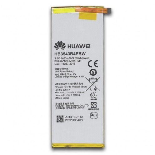 Original Huawei Battery for Huawei Ascend P7 (HB3543B4EBW)