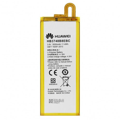 Original Huawei Battery for Huawei Ascend G7 (HB3748B8EBC)