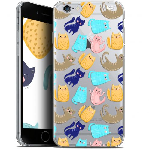 "Extra Slim Gel Apple iPhone 6/6s (4.7"") Case Design Chat Danse"