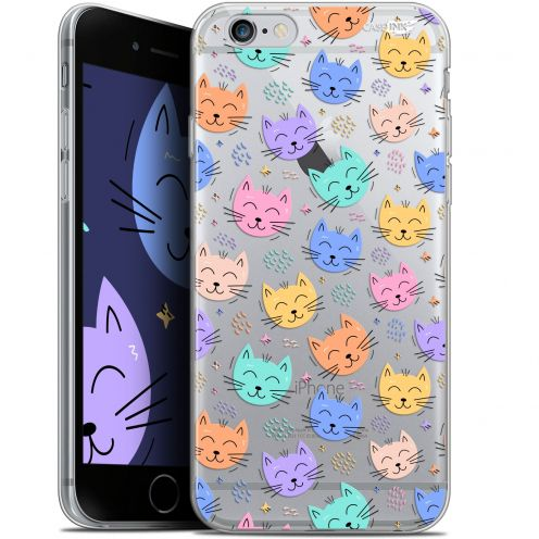 "Extra Slim Gel Apple iPhone 6/6s (4.7"") Case Design Chat Dormant"
