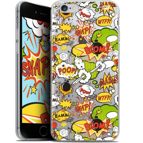"Extra Slim Gel Apple iPhone 6/6s (4.7"") Case Design Bim Bam Boom"