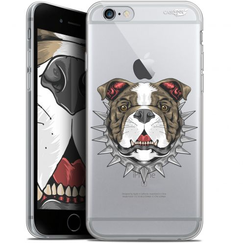 "Extra Slim Gel Apple iPhone 6/6s (4.7"") Case Design Doggy"