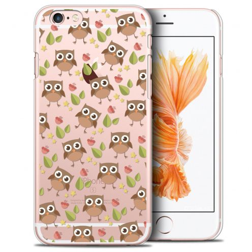 Extra Slim Crystal iPhone 6/6s Plus Case Summer Hibou