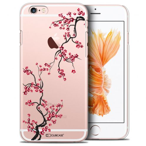 Extra Slim Crystal iPhone 6/6s Plus Case Summer Sakura