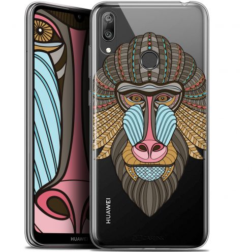 "Extra Slim Gel Huawei Y7 / Prime / Pro 2019 (6.26"") Case Summer Babouin"