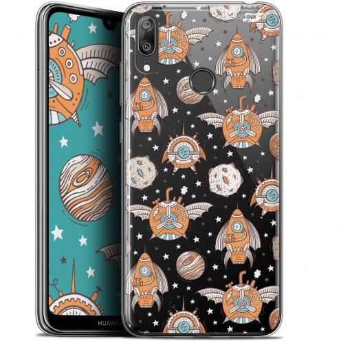 "Extra Slim Gel Huawei Y7 / Prime / Pro 2019 (6.26"") Case Design Punk Space"