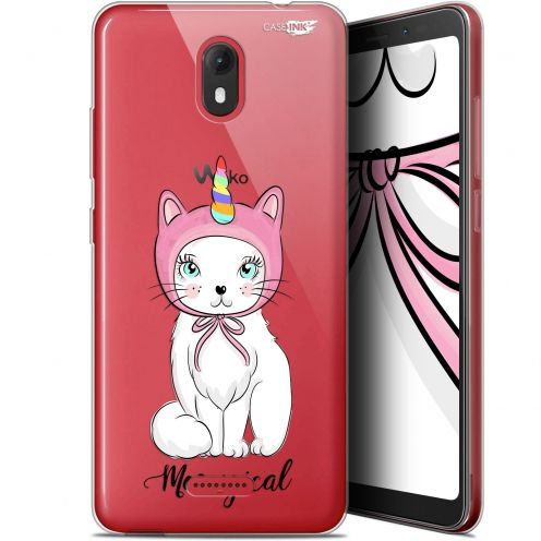 "Extra Slim Gel Wiko View GO (5.7"") Case Design Ce Chat Est MEOUgical"