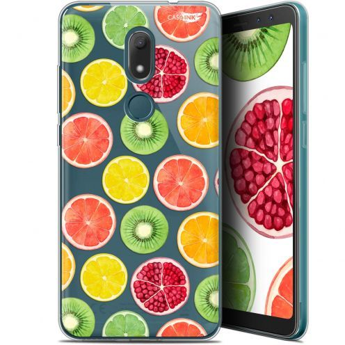 "Extra Slim Gel Wiko View PRIME (5.7"") Case Design Fruity Fresh"