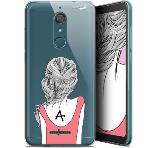 """Extra Slim Gel Wiko View (5.7"""") Case Design See You"""
