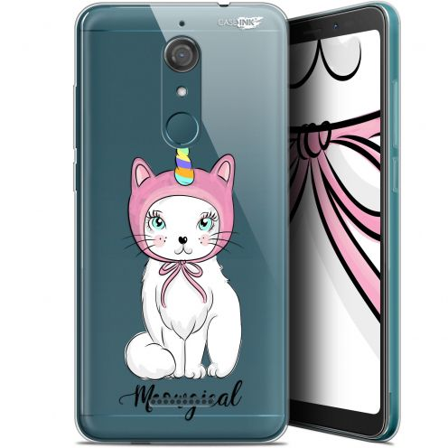 """Extra Slim Gel Wiko View (5.7"""") Case Design Ce Chat Est MEOUgical"""