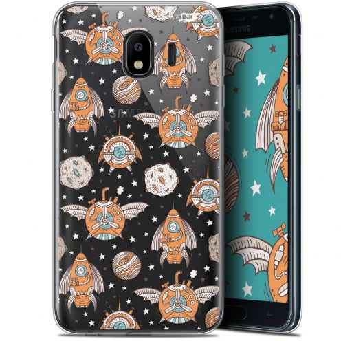 "Extra Slim Gel Samsung Galaxy J4 2018 J400 (5.7"") Case Design Punk Space"
