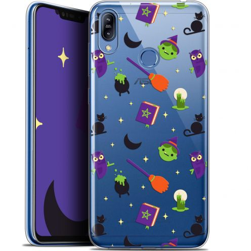 "Extra Slim Gel Asus Zenfone Max (M2) ZB633KL (6.3"") Case Halloween Witch Potter"