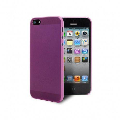 Ultra thin Case 0.3 mm Frost for iPhone 5 Rose