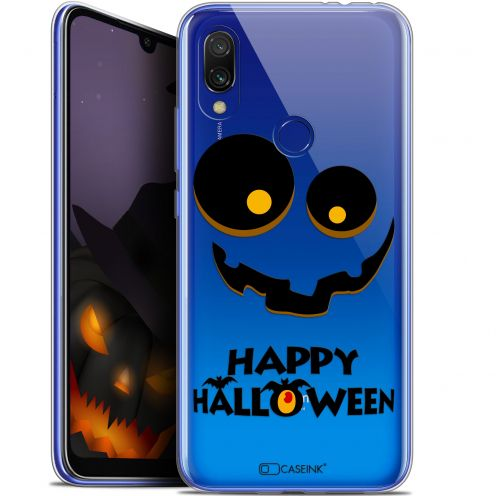 "Extra Slim Gel Xiaomi Redmi 7 (6.26"") Case Halloween Happy"