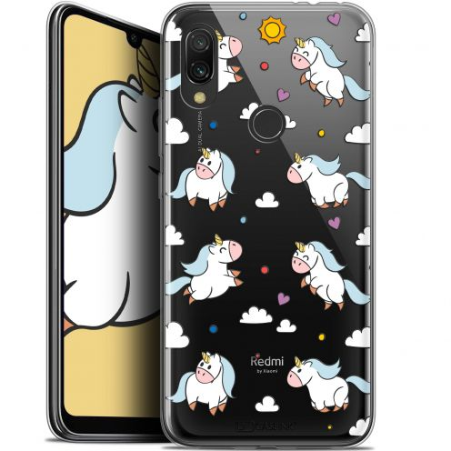 "Extra Slim Gel Xiaomi Redmi 7 (6.26"") Case Fantasia Licorne In the Sky"