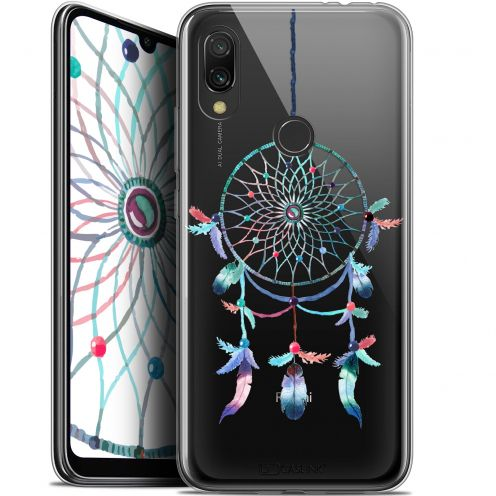 "Extra Slim Gel Xiaomi Redmi 7 (6.26"") Case Dreamy Attrape Rêves Rainbow"