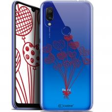 "Extra Slim Gel Xiaomi Redmi 7 (6.26"") Case Love Ballons d'amour"