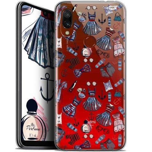 "Extra Slim Gel Xiaomi Redmi 7 (6.26"") Case Design Fashionista"